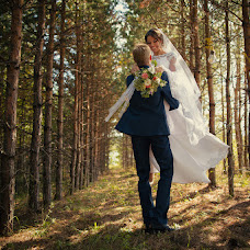 Wedding photographer Aleksandr Ufimcev (proFoto74). Photo of 12.08.2016