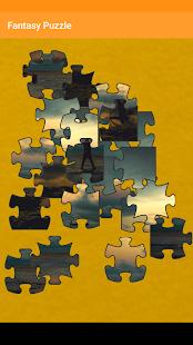Fantasy Jigsaw Puzzle - náhled