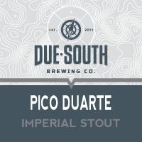 Logo of Due South Pico Duarte Imperial Stout