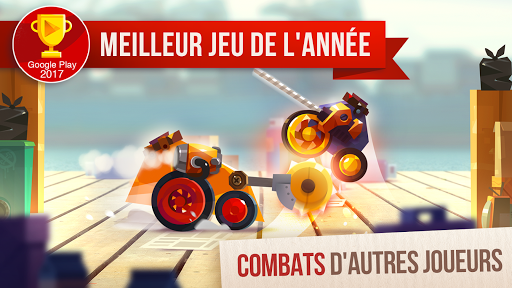 CATS: Crash Arena Turbo Stars | Robots de combat captures d'u00e9cran 1
