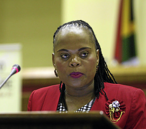 On a mission: Limpopo health MEC Phophi Ramathuba is driving a turnaround strategy to overhaul the Limpopo health department, which she says went on a hiring spree, appointing 5,000 'noncore' staff. Picture: SOWETAN