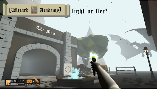 Wizard Academy VR- screenshot thumbnail