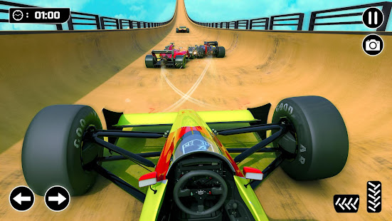 Mega Ramp Formula Car Stunts - New Racing Games for PC-Windows 7,8,10 and Mac apk screenshot 5