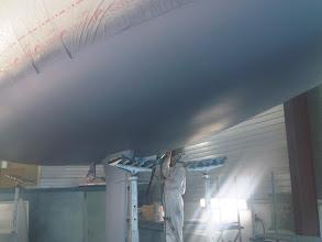 Photo: 8.10.2009 - on gicle le speedy carbonium de Veneziani - merci à Th. Vidonne