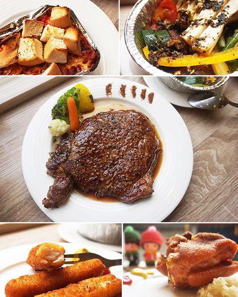 YumYum 好吃好吃-1號創始店。內行人才知道!頂級16盎司牛排、德國豬腳只要$259起,公館商圈弄美食,高CP值平價義法料理。