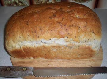 Peggi's Sauerkraut Rye Bread Recipe
