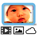 Cloud Digital Photo Frame Pro icon