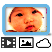 Cloud Digital Photo Frame Pro