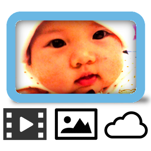 cloud digital photo frame pro