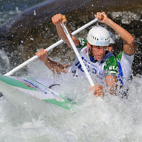 kayak by Bostjan Pulko - Sports & Fitness Watersports ( kayak watesport )