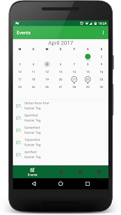 Fastorder – Event Guide - náhled