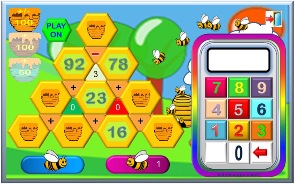 Pyramid Math Junior - screenshot