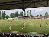 Éric Vandebon, le capitaine du FC Liège a disputé son dernier match avec les Sang et Marine samedi contre Virton
