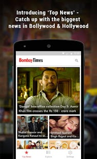 Bombay Times - Bollywood News- screenshot thumbnail