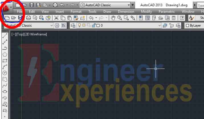 AutoCAD basic Layout