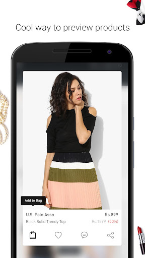 JABONG ONLINE SHOPPING APP app (apk) free download for Android/PC/Windows screenshot