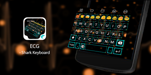 Emoji Keyboard-Electric
