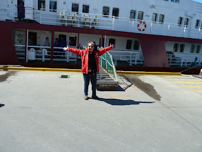 Photo: We have finally arrived at the Polar Star!