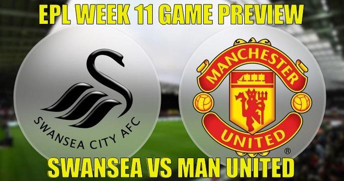 Swansea vs Man United Week 11 EPL Preview Betting Prediction.jpg
