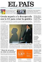 Photo: Grecia negocia a la desesperada con la UE para evitar la quiebra; Contador se muestra decepcionado por su sanción y una víctima de abusos sexuales habla ante la cúpula de la Iglesia católica, en nuestra portada de este miércoles, 8 de enero http://www.elpais.com/static/misc/portada20120208.pdf