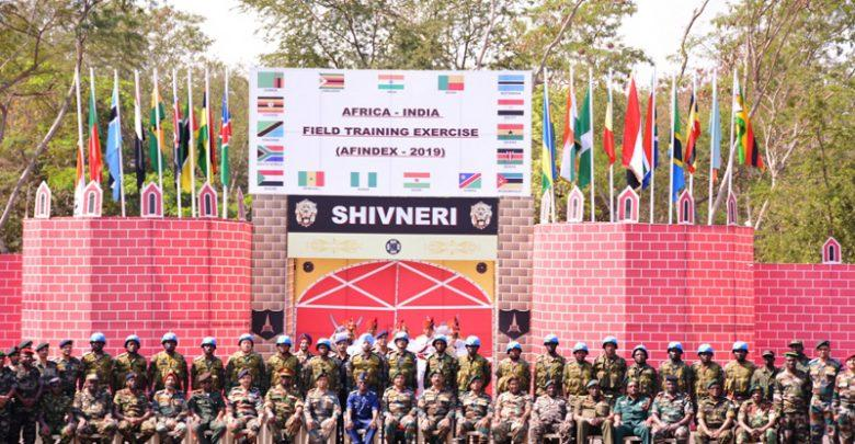 Image result for . Africa- India Field Training Exercise-2019