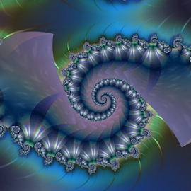 Spiral 68 by Cassy 67 - Illustration Abstract & Patterns