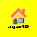 Aqar4d - للعقارات icon
