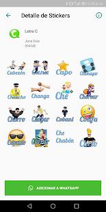 Stickers Argentinos para WhatsApp - WAStickerApps