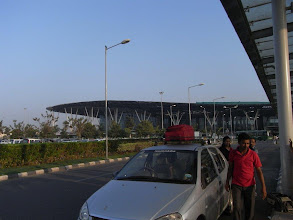 Photo: Bangalore International Airport 20th March updated http://jp.asksiddhi.in/daily_detail.php?id=216