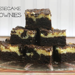 No Bake Cheesecake Brownies Recipes.
