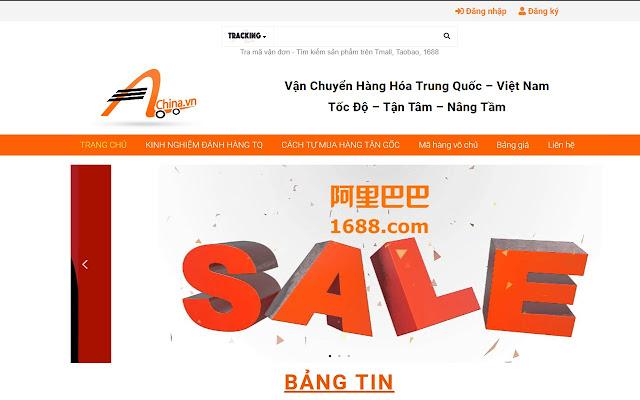 AChina đặt hàng Trung Quốc siêu tốc
