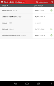 FirstLight Mobile Banking screenshot 8