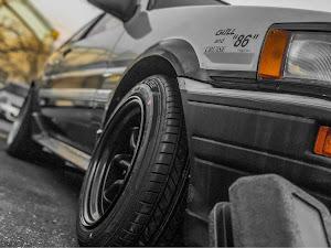 カローラレビン AE86 GT-APEXのカスタム事例画像 オヤジJr.【OYAGE Jr.】さんの2021年01月06日18:43の投稿