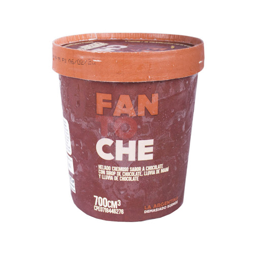 helado fantoche chocolate 700ml