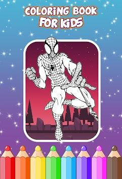 Download Süper Kahraman Boyama Oyunu Apk Latest Version Game For