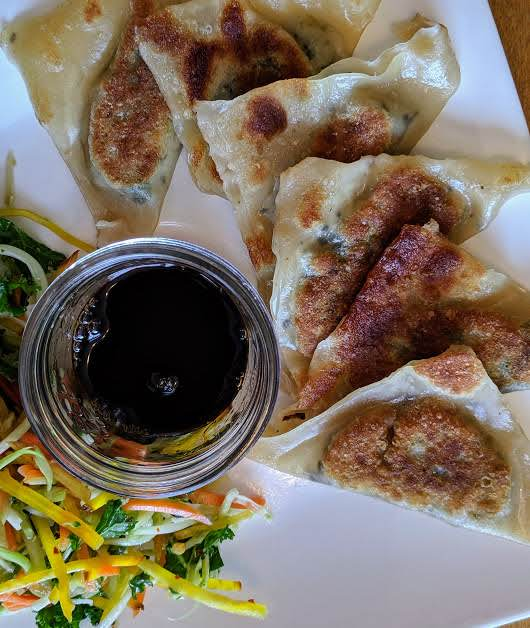 Korean Pork Mandu Recipe