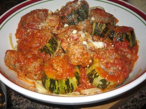 Italian Stuffed Zucchini Recipe