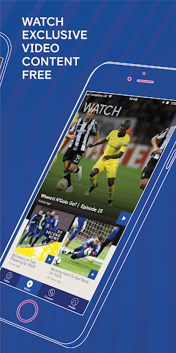 Chelsea FC - The 5th Stand Mobile App 1.9.0 screenshots 3