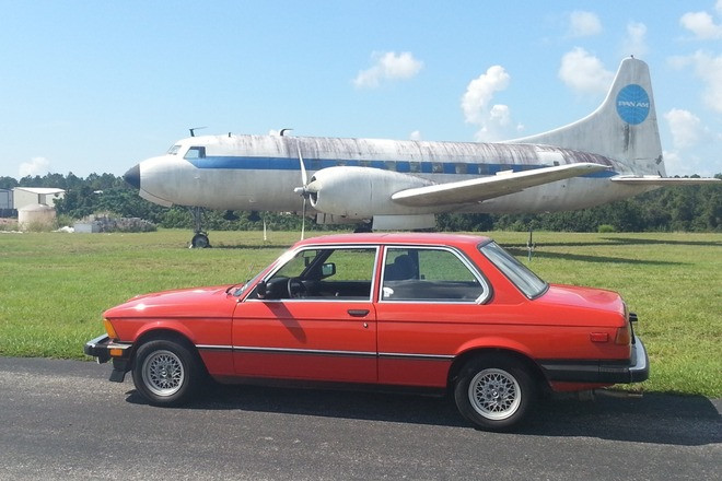 Classic 1st Generation 1983 BMW 3 series coupe Hire FL 33330