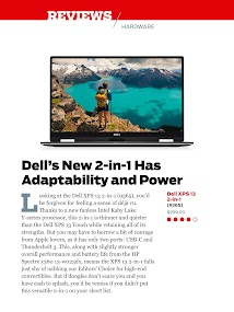 PC Magazine- screenshot thumbnail