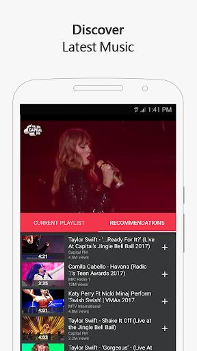 Free music for YouTube: MIXI 1.0.4 screenshots 1