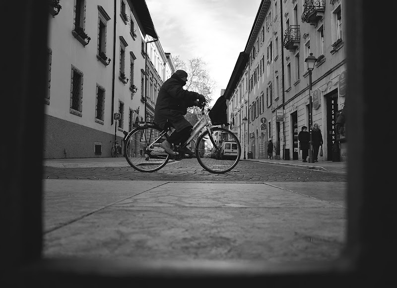 La bicicletta di FlyBoy