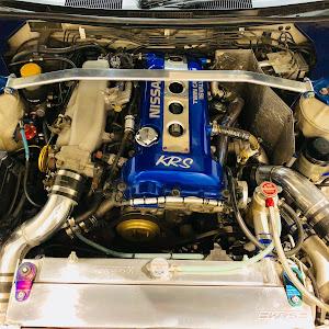 シルビア S15 スペックRのエンジンのカスタム事例画像 たかやろうさんの2018年11月17日20:30の投稿