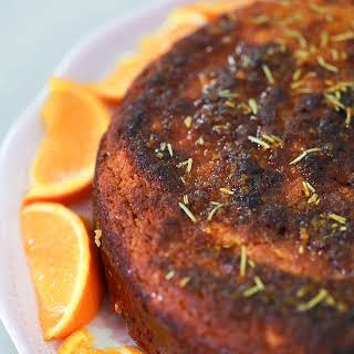 Healthy Orange Cake Recipes.