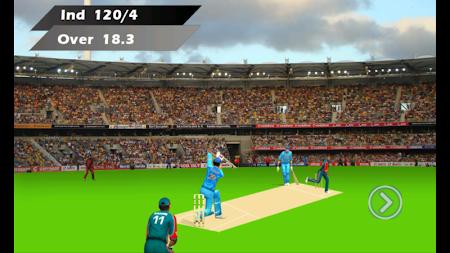 I P Lead Cricket 2015 Pro 1.0.1 screenshot 911886