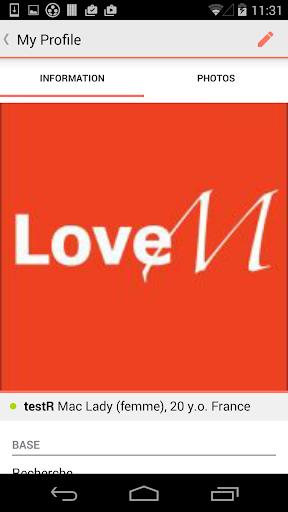 LoveM