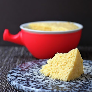 Microwave Buttery Buttermilk Cornbread