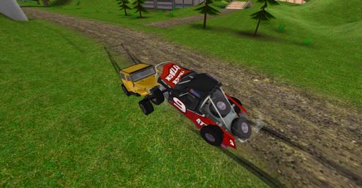 Offroad 4x4 Jeep Racing 3D apkpoly screenshots 8