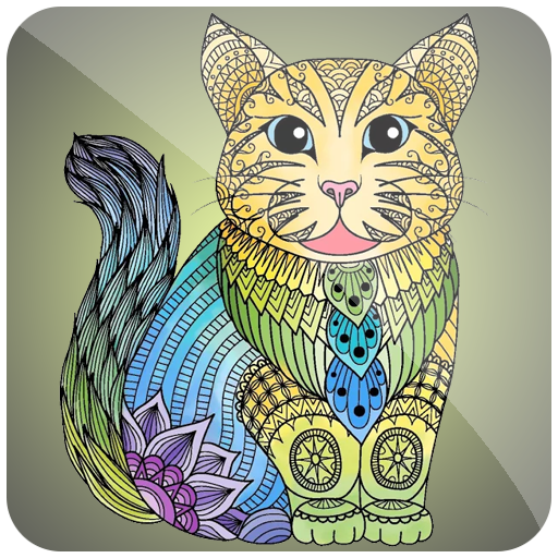 Coloring pages Animals 4 kids 遊戲 App LOGO-硬是要APP
