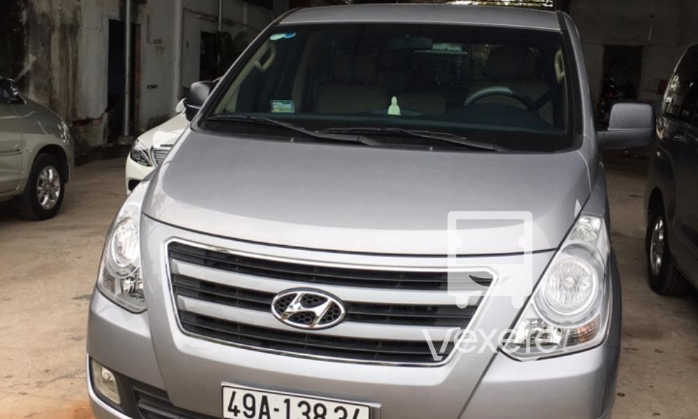 Xe Quốc Ngọc đi Lagi - Bình Thuận từ Sài Gòn